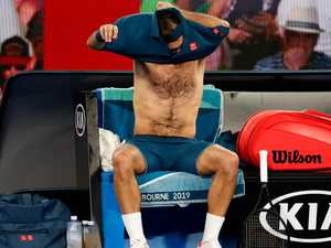 Federer's stern McEnroe rejection