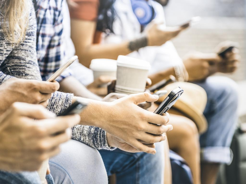 Smartphone addiction is the super cool new trend of 2019.