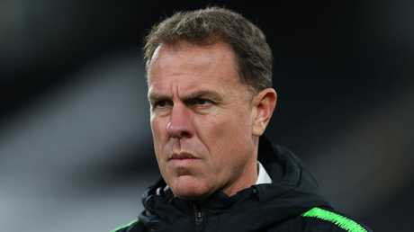 Former Matildas coach Alen Stajcic will be seeking legal advice over the damage to his reputation from the sacking, Picture: AFP