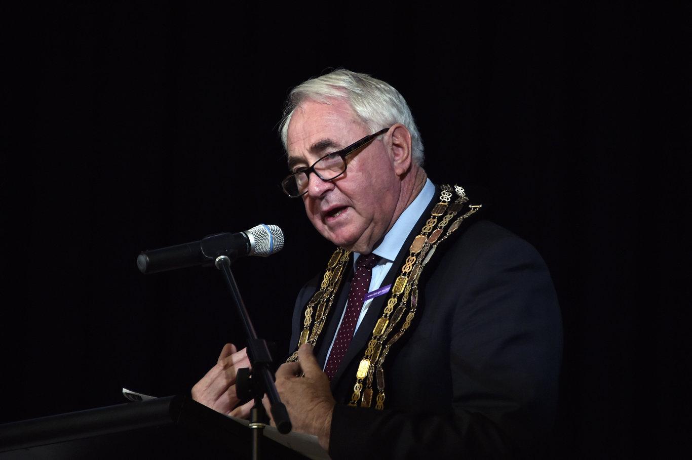 FILE PHOTO: Toowoomba Regional Council mayor Paul Antonio.