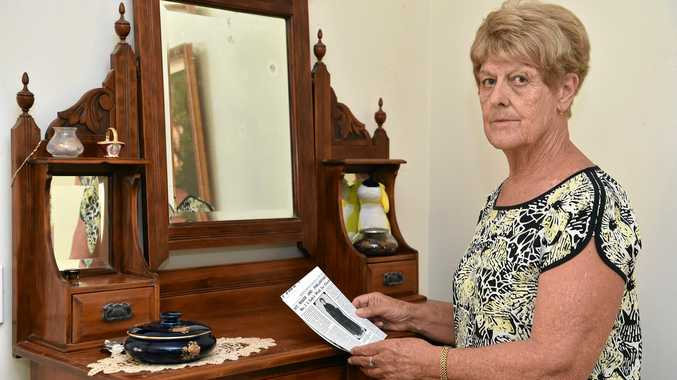 Coast grandmother loses 'priceless' items to thieves