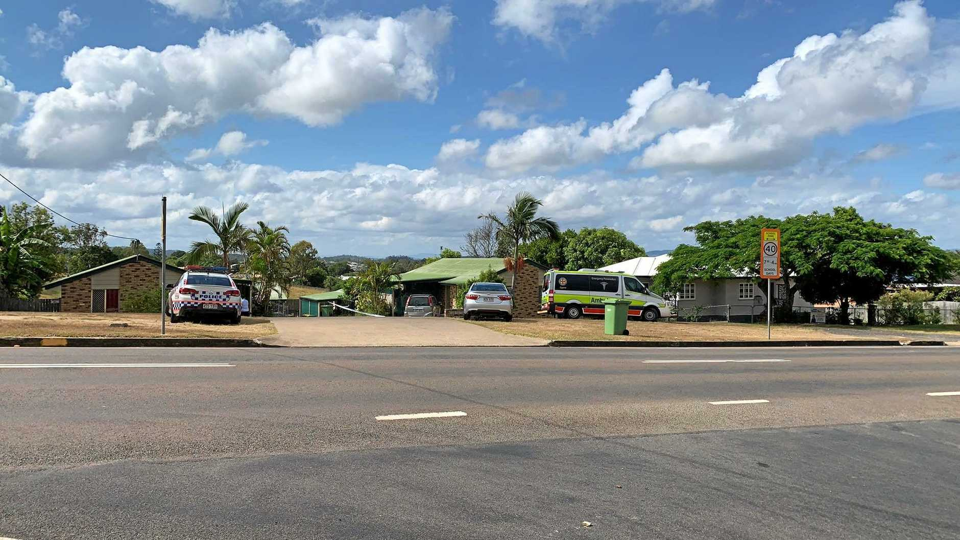 INVESTIGATIONS CONTINUE: One man is in a serious condition after a wounding this morning in Gympie.