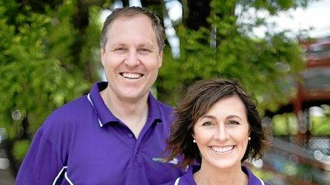 HIGH ACHIEVERS: Australia Day Ambassadors Paul and Gabrielle Quilliam founded the Hummingbird House Foundation and will be visiting Gladstone this Saturday to share their journey with residents.