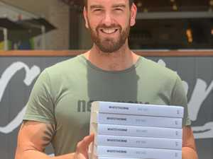 Ex-army man launches his own book publishing company