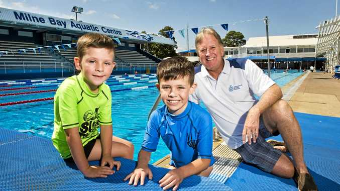 Little lifeguards jump into water education in Darling Downs