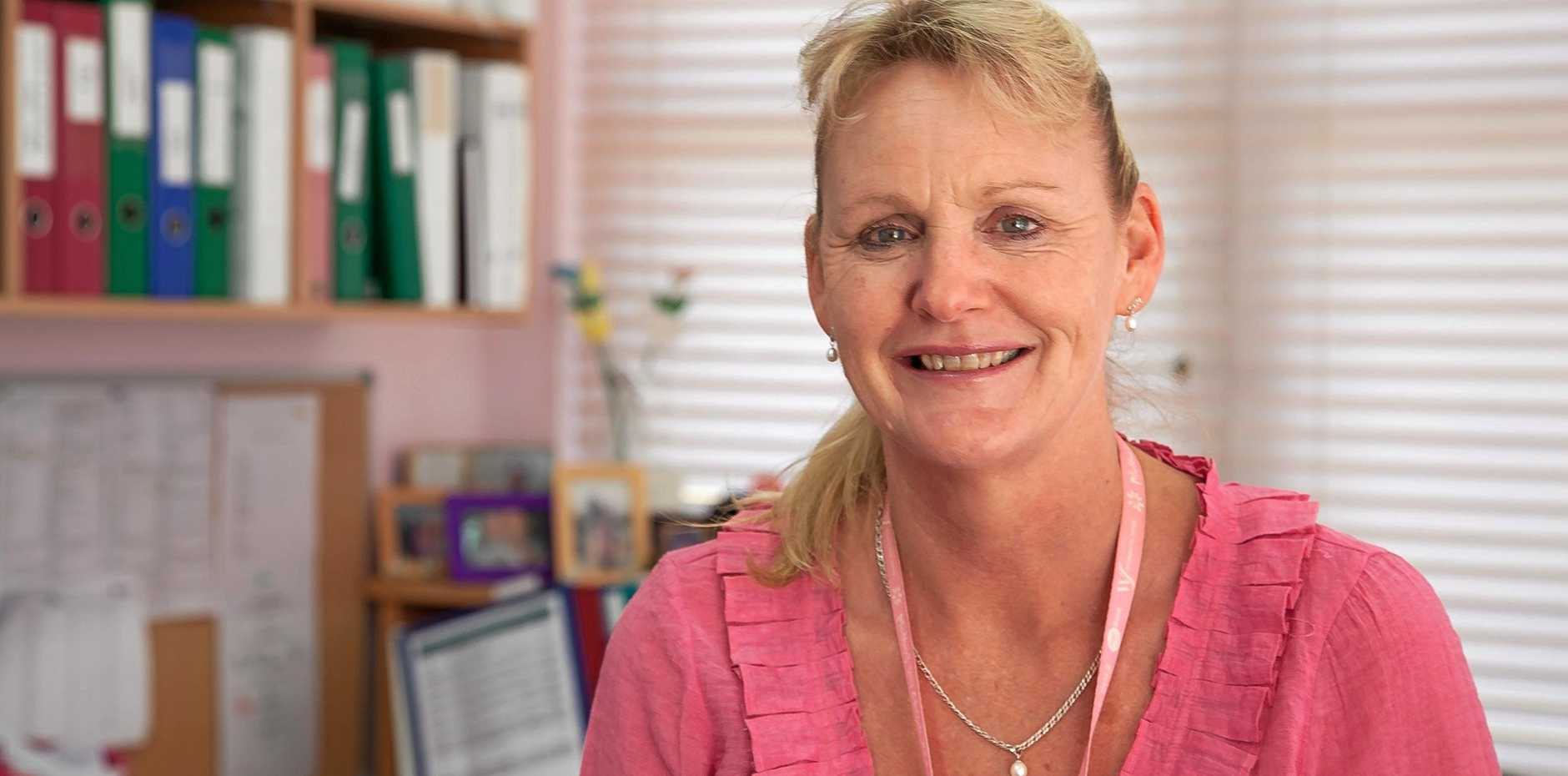 SORELY MISSED: Former Dalby Hospital Director of Nursing Colleen Rasmussen.
