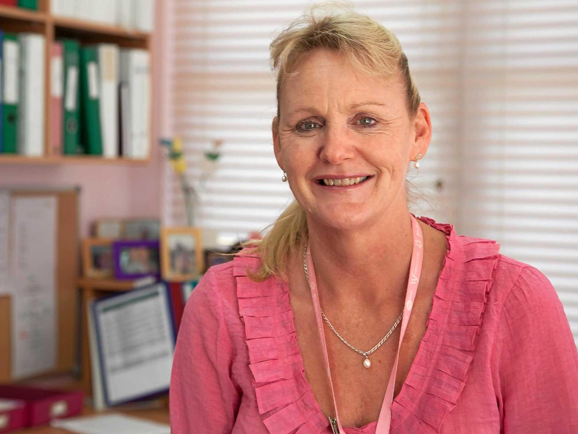 SORELY MISSED: Former Dalby Hospital Director of Nursing Colleen Rasmussen.