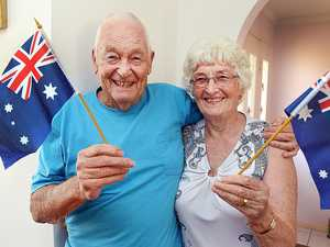 Celebrating five decade Australia Day milestone