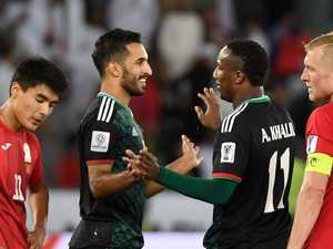 UAE don't have the blueprint to beat us: Arnold