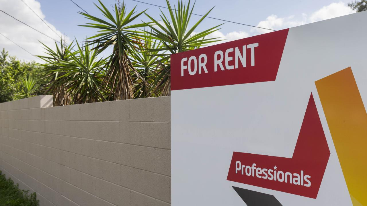 Gladstone's vacancy rate has remained steady.