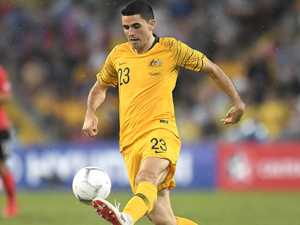 'Horrendous' decision ruins Socceroos