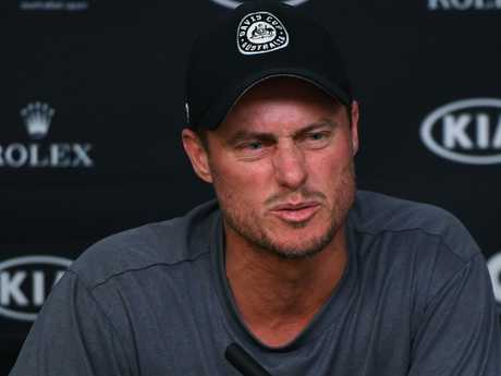 Lleyton Hewitt has had a rough week.