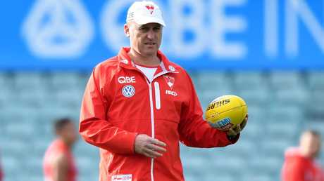 John Longmire has work to do after a 1-4 start to the season.