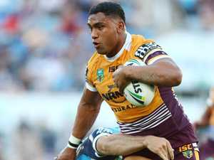 Senior Broncos back Pangai Jr