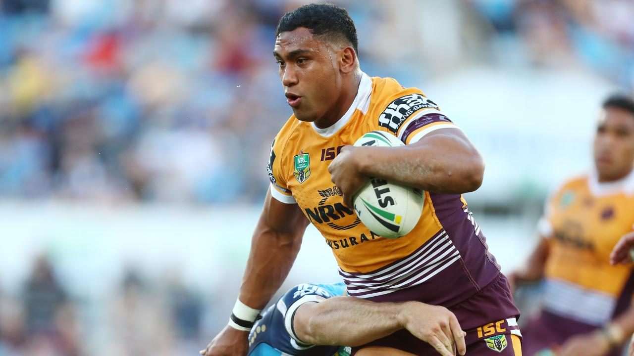 Tevita Pangai Jnr now has a target on him. (Chris Hyde/Getty Images)