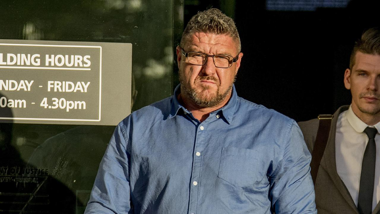 Gregory Brian Pearce has been charged over the pub assault. Picture: Jerad Williams