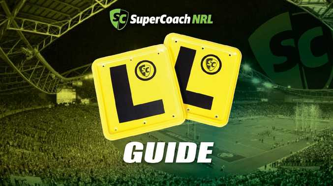Your NRL SuperCoach L-plate guide for season 2019.
