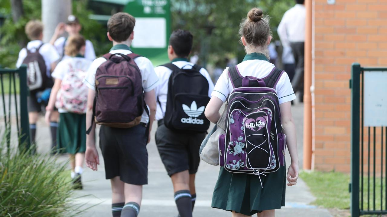 The principal of Marsden State High School has urged parents to ensure their children attend school from the start of the school year.