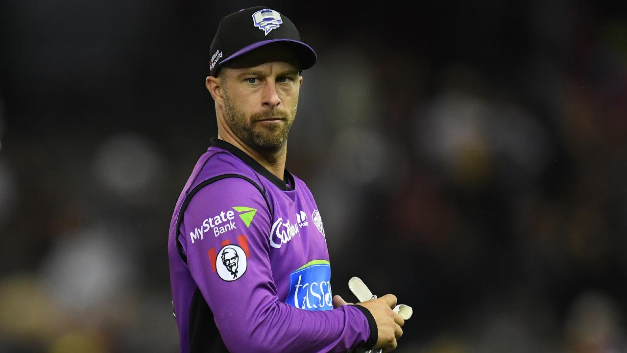Matthew Wade has been left frustrated by selectors.