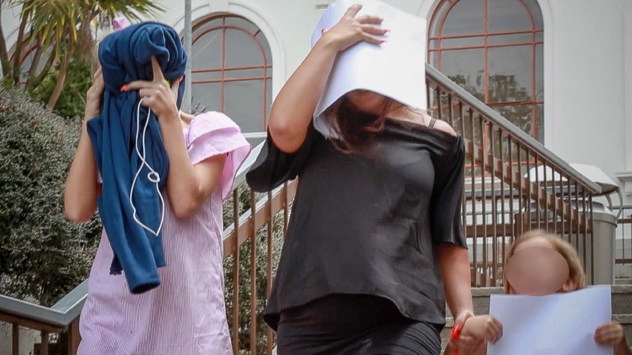 The tourist family accused of bad behaviour around New Zealand. Picture: Christine Cornege /NZ Herald
