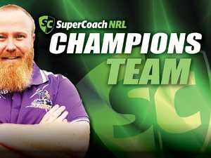 SuperCoach NRL: Reigning champ reveals team