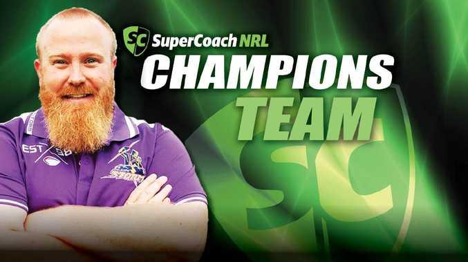 Reigning NRL SuperCoach champion Guy Feeney.