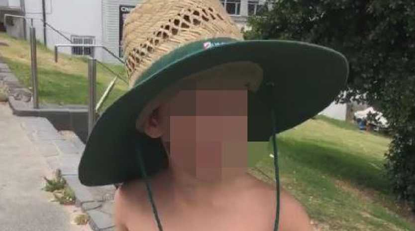 The true identity of the unruly travellers has been revealed. Picture: Krista Curnow/Facebook
