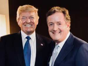 Trump unfollows Piers Morgan after 'batsh*t crazy' taunt