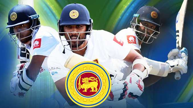 Sri Lanka have three established batsmen in their order.