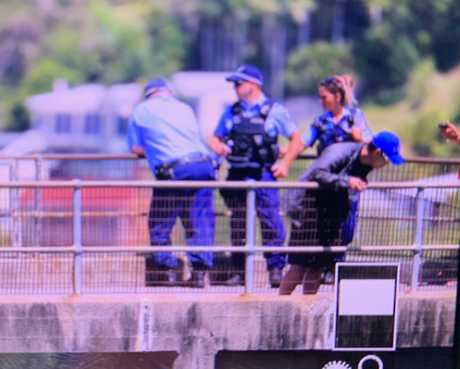 Police are combing the Tweed river for a man believed to have gone missing from his home in Queensland.