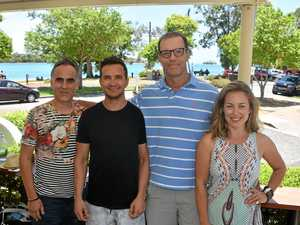 Greek food gods descend on Noosa River