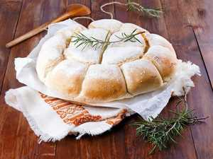 An easy bread to bake in the campfire or at home