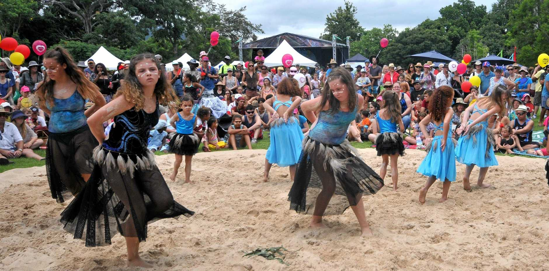 The Saltwater Freshwater Festival at Coffs Harbour is just one of the events that celebrates indigenous around Australia.