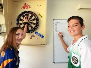 How darts helped these school kids get better maths grades