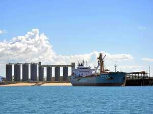 Petroleum pumping into port to power mining resurgence