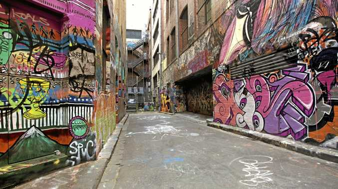'Funky Melbourne-inspired lane' slated for Ipswich city