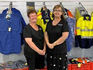 Savvy duo expand backyard business in Moranbah