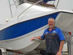 Dedicated employee on board for 40 years