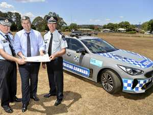 District police get a boost