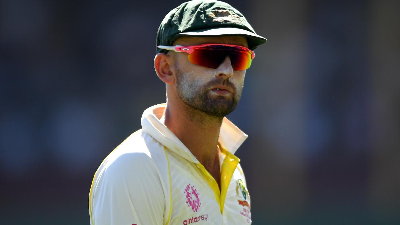 Nathan Lyon was the only Australian to make either team of the year.