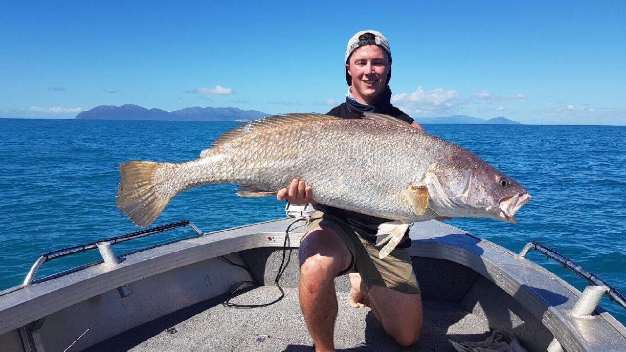 Damian Van Der Berg, 23, was a keen fisherman.