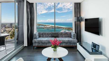 The Gold Coast's only winner was Meriton Suites Southport.
