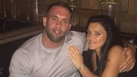 Scott said he had tried to persuade Leah not to go ahead with the operation. Picture: Facebook