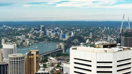 Sydney slipped in the global rankings.