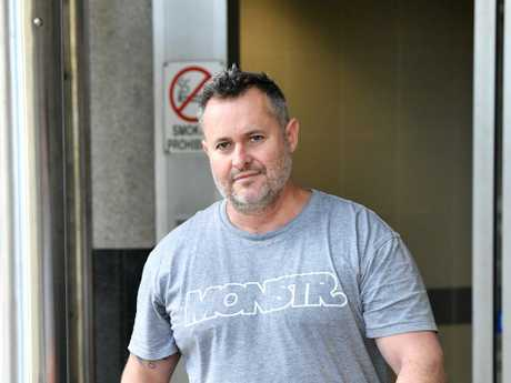 Lawyer Adam Magill. Picture: AAP Image/Darren England
