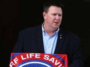 Surf Life Saving Queensland chief steps down