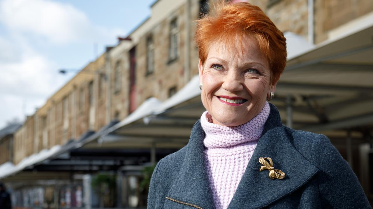 Pauline Hanson charged taxpayers for a trip to Hobart that coincided with her birthday.