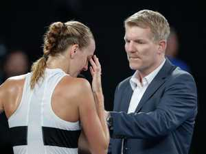 Tragic tale of Kvitova's emotional 'second career'