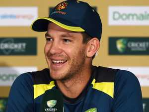 Aussie skipper's delight at classic Gabba deck