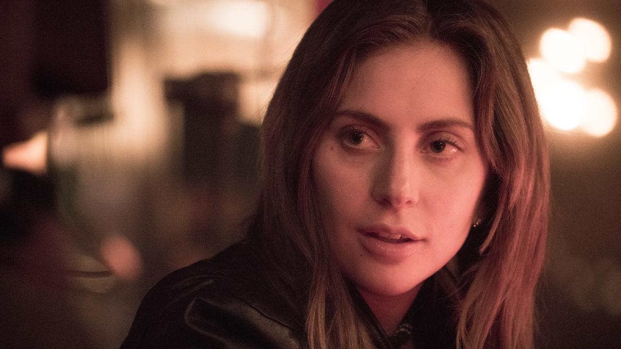 Best Actress nominee Lady Gaga in a scene from A Star Is Born. Picture: Clay Enos/Warner Bros